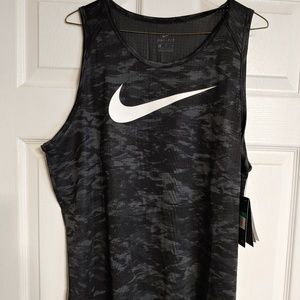 Nike women's exercise top